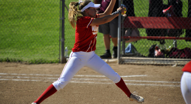 Former Herald Softball Pitcher Allisyn Udell picked ALL CIF!