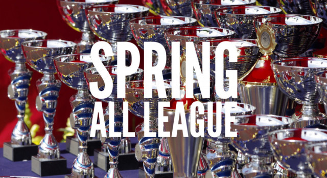 Congratulations to the Spring All-League Heralds!