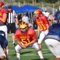 Herald Varsity Football Scrimmage pictures