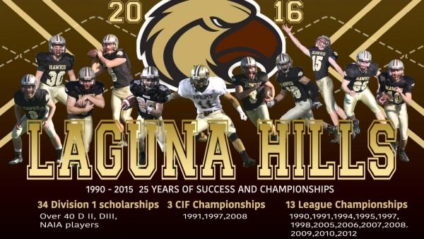 Laguna High School Handout
