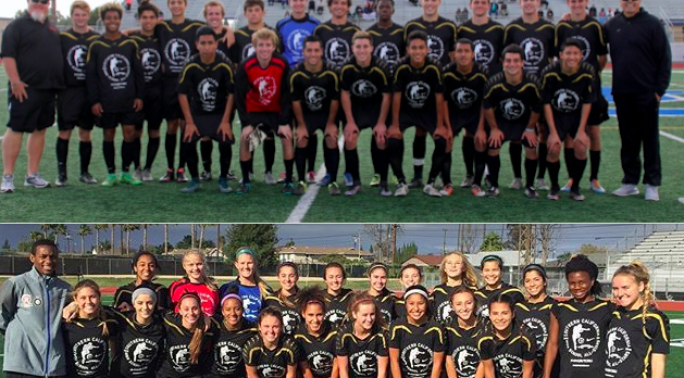 LHHS soccer players in 40th annual Soccer Showcase Games