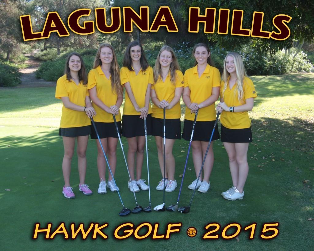 golf team 2015
