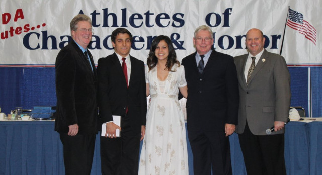 OCADA Athletes of Character Honored