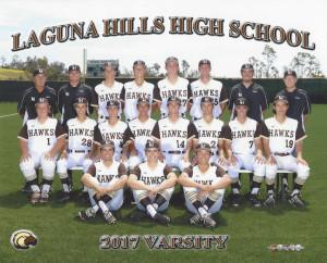 2017 Varsity Hawks