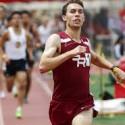 Alex Barr Breaks All-Time School Mile Record