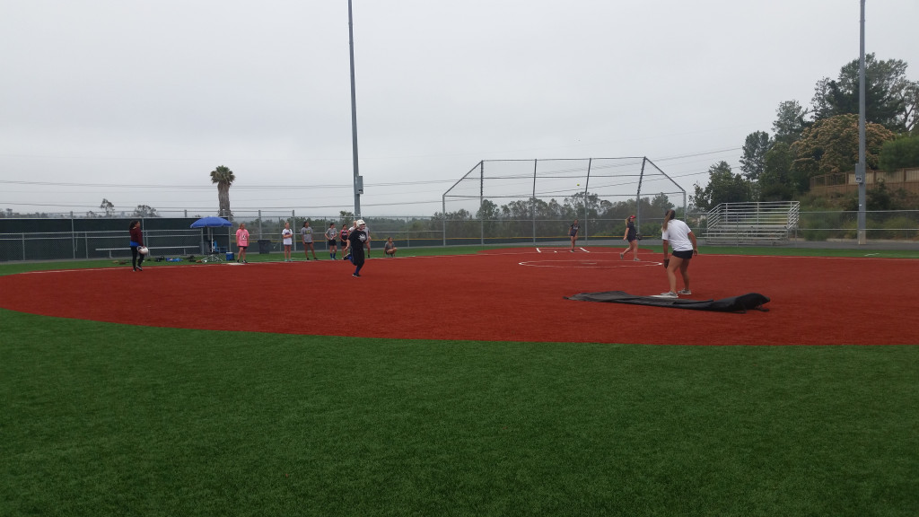 Laguna hills softball