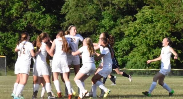 Soccer Pulls Off Amazing Win