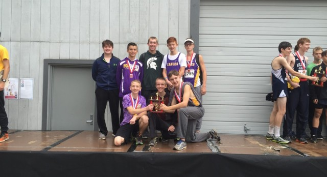 In Case You Missed it: Cross Country Teams Excel Despite Difficult Weather Conditions