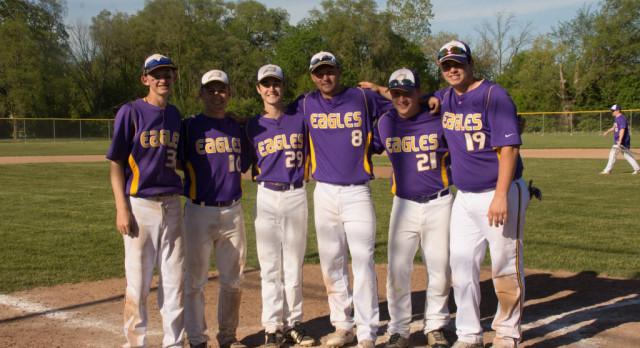Baseball Senior Day Tomorrow