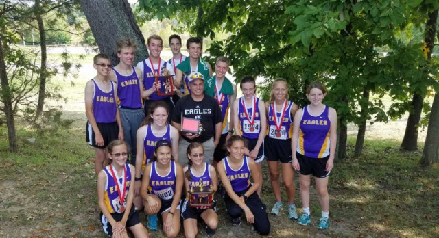 Weekend Update: Eagles Soar at Nike Holly Invite