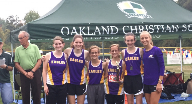 PCA WINS OAKLAND SMALL SCHOOL INVITE