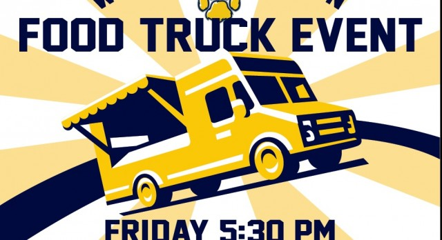 Tailgate this Friday at 5:30p in the Bus Port