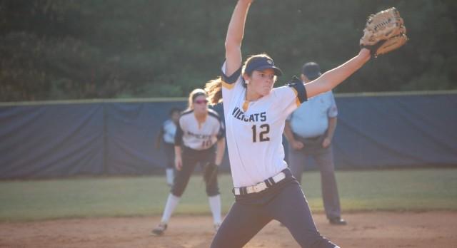 Sydney Kaltman's No-Hitter Leads Wheeler Past Marietta 21-3