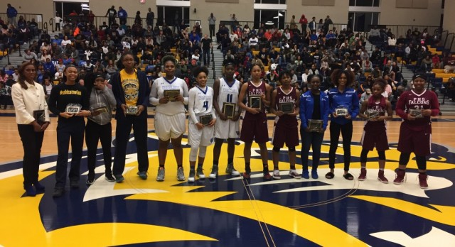 Congrats to our Girls Basketball All-Region Recipients