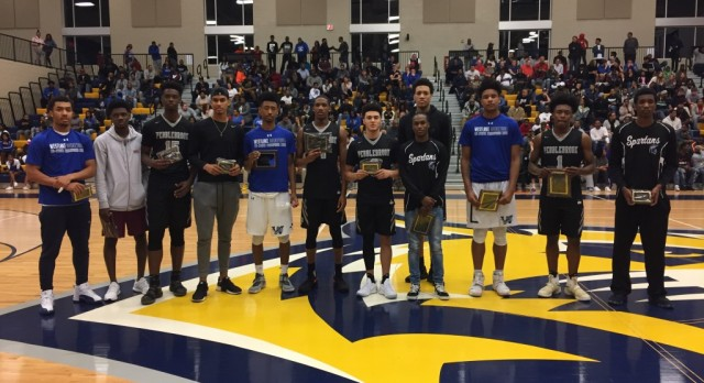Congrats to our Boys Basketball All-Region Recipients