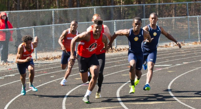 Wheeler Track advances to State Sectionals