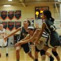 JV Girls' Basketball on January 7th at Lee-Davis vs. Maggie L. Walker