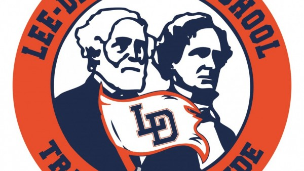Lee-Davis Logo Head Tradition and Pride