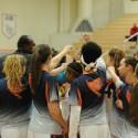 Varsity Girls' Basketball on January 7th at Lee-Davis vs. Maggie L. Walker