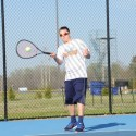 Varsity Boys' Tennis on March 23rd at Atlee