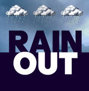 Today's (5/12/17) Postponements and Cancellations