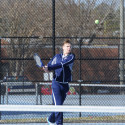 Varsity Boys' Tennis on Mar. 23rd vs. J.R. Tucker