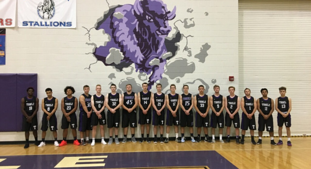 Tooele High School Boys Varsity Basketball beat Taylorsville High School 51-46