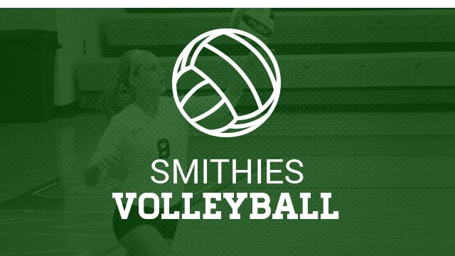 Smithies volleyball takes down Chippewa in WCAL action