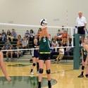 7th grade volleyball vs Hillsdale