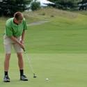 Varsity golf vs Dalton