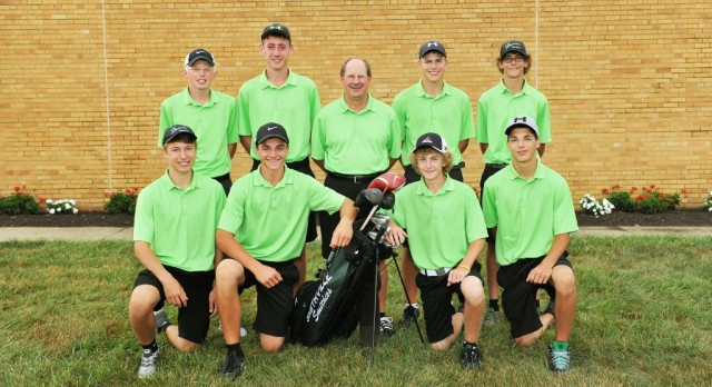 Smithies golf team heading to Districts!