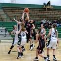 Girls HS basketball vs Dalton 1/28/17