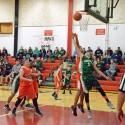 7th grade boys basketball vs Dalton 2/25/17
