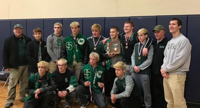Smithies place 2nd at Districts, send five to state!