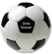 Girls soccer fundraiser