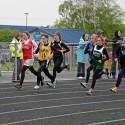 Middle School county track pictures 2017