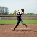 Varsity softball vs Dalton