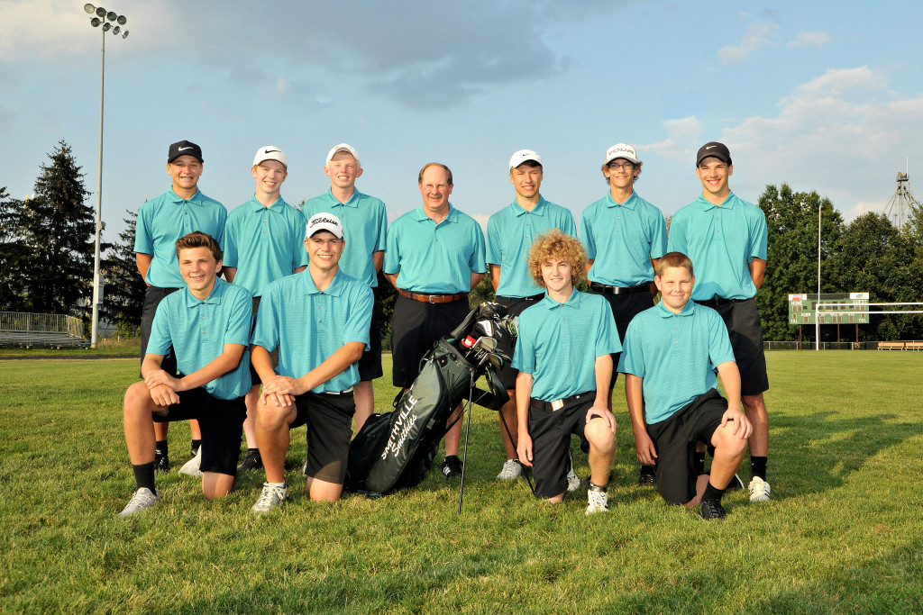 Boys golf back to back WCAL Champs!