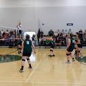 7th grade volleyball vs Dalton 8/24/17
