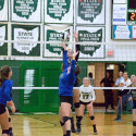 HS volleyball vs Northwestern 9/21/17