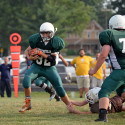 8th grade football vs Waynedale 8/31/17