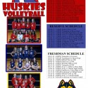 Fall Sports Team Photos and Schedules