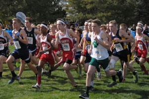 Braxton gets a fast start at State