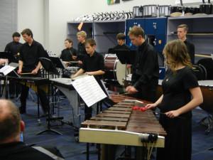 Percussion Ensemble 2017