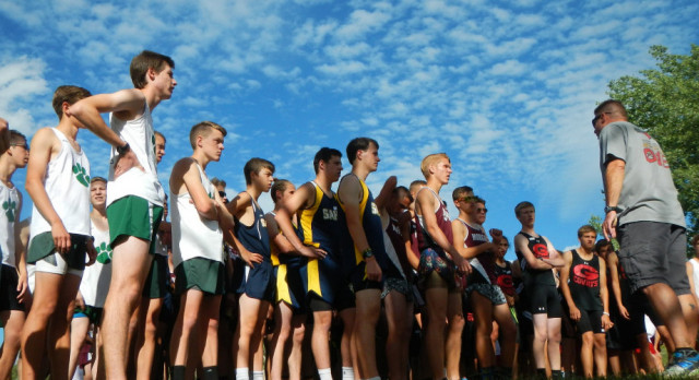 Judge hosts XC at Wheeler Farm