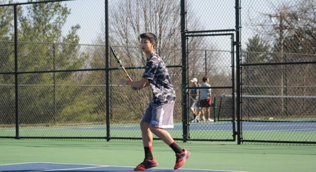 Tennis Regions
