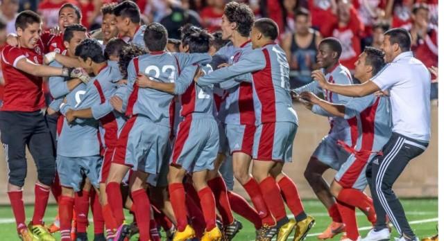 Boys Soccer team highlighted in the Chronicle