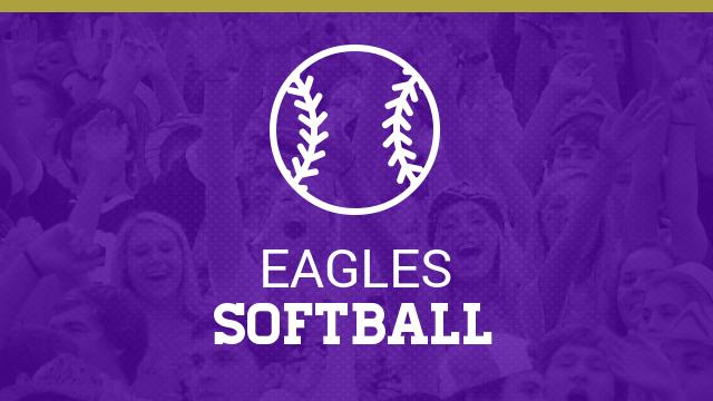 Lady Eagles Softball Opens Up The Season With A Victory!