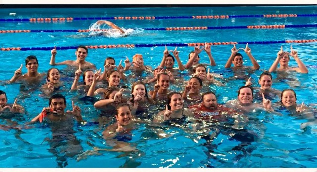 Boys and Girls Swim take League Championships