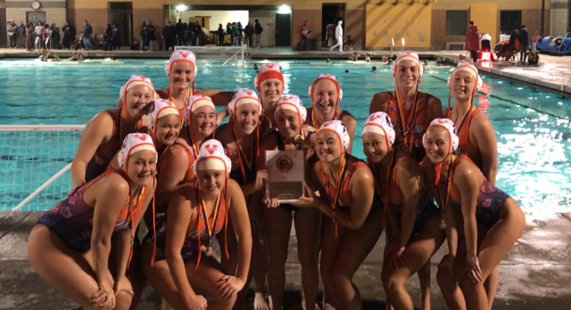 Valhalla Girls Varsity Water Polo Finishes 2nd in Lady Brahma Tournament